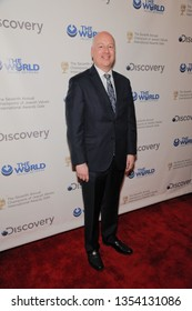 NEW YORK, NY - MARCH 28: Jason Greenblatt attends The Seventh Annual Champions of Jewish Values International Awards Gala at Carnegie Hall on March 28, 2019 in New York City.