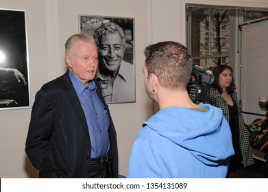 NEW YORK, NY - MARCH 28: Jon Voight attends The Seventh Annual Champions of Jewish Values International Awards Gala at Carnegie Hall on March 28, 2019 in New York City.