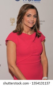 NEW YORK, NY - MARCH 28: Paula Faris attends The Seventh Annual Champions of Jewish Values International Awards Gala at Carnegie Hall on March 28, 2019 in New York City.