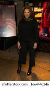 New York, NY - March 3, 2020: Luna Lauren Velez attends special screening of movie Swallow at NeueHouse Madison Square