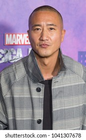 New York, NY - March 7, 2018: Terry Chen attends Marvel Jessica Jones Season 2 Premiere at AMC Loews Lincoln Square