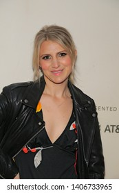 "NEW YORK, NY - MAY 03: Actress Annaleigh Ashford attends the ""It Takes A Lunatic"" world premiere during the 2019 Tribeca Film Festival at BMCC Tribeca PAC on May 03, 2019 in New York City."