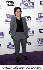 NEW YORK, NY - MAY 14: Co-founder and Executive Producer of Recode Kara Swisher attends the 'Full Frontal with Samantha Bee' FYC Event NY on May 14, 2018 in New York City.