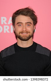 "NEW YORK, NY - MAY 14: Daniel Radcliffe attends a screening and conversation for ""Miracle Workers"" at the 92Y on May 14, 2019 in New York City."