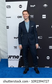 New York, NY - May 16, 2018: Michael Torpey attends the 2018 Turner Upfront at One Penn Plaza