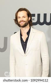 New York, NY - May 17, 2018: Jared Padalecki attends 2018 CW network Upfront at London Hotel