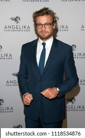 NEW YORK, NY - MAY 24: Simon Baker attends the 'Breath' New York screening at Angelika Film Center on May 24, 2018 in New York City.