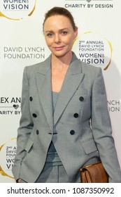 New York, NY - May 8, 2018: Stella McCartney attends David Lynch Foundation Women of Vision Benefit Luncheon at 583 Park Avenue