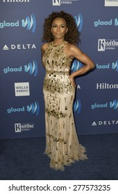 New York, NY - May 9, 2015: Janet Mock attends 26th Annual GLAAD Media Awards at Waldorf Astoria