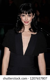 NEW YORK, NY - NOVEMBER 30, 2009: Actress Krysten Ritter attends IFP's 19th Annual Gotham Independent Film Awards at Cipriani, Wall Street.