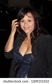 NEW YORK, NY - NOVEMBER 30, 2009: Actress Rosie Perez attends the 19th Annual Gotham Independent Film Awards at Cipriani, Wall Street.