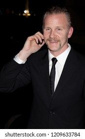 NEW YORK, NY - NOVEMBER 30, 2009: Morgan Spurlock attends IFP's 19th Annual Gotham Independent Film Awards at Cipriani, Wall Street.