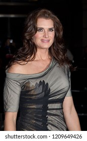 NEW YORK, NY - NOVEMBER 30, 2009: Actress Brooke Shields attends IFP's 19th Annual Gotham Independent Film Awards at Cipriani, Wall Street.