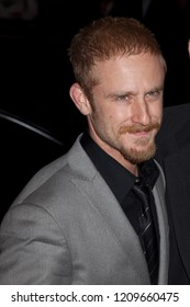 NEW YORK, NY - NOVEMBER 30, 2009: Actor Ben Foster attends IFP's 19th Annual Gotham Independent Film Awards at Cipriani, Wall Street.