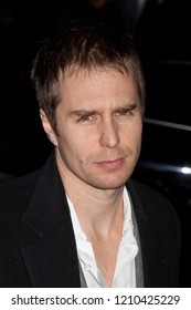 NEW YORK, NY - NOVEMBER 30, 2009: Sam Rockwell   attends IFP's 19th Annual Gotham Independent Film Awards at Cipriani, Wall Street on November 30, 2009 in New York City.