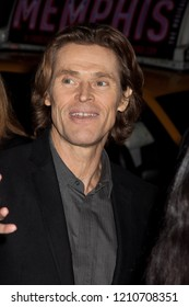 NEW YORK, NY - NOVEMBER 30, 2009: Actor Willem Dafoe attends IFP's 19th Annual Gotham Independent Film Awards at Cipriani, Wall Street.