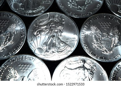 New York, NY, October 04, 2019 -- Silver bullion prices are continuing on their uptrend, in line with growing interest in precious metals as safe-haven investment.