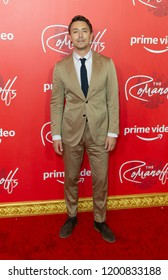 New York, NY - October 11, 2018: JJ Feild attends Amazon Prime Premiere of The Romanoffs at Russian Tea Room