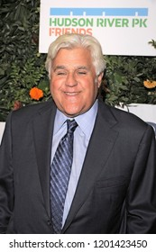 NEW YORK, NY - OCTOBER 11: Jay Leno attends the 20th Anniversary Gala to Celebrate Hudson River Park at Pier 60 on October 11, 2018 in New York City.