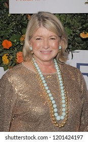 NEW YORK, NY - OCTOBER 11: Martha Stewart attends the 20th Anniversary Gala to Celebrate Hudson River Park at Pier 60 on October 11, 2018 in New York City.