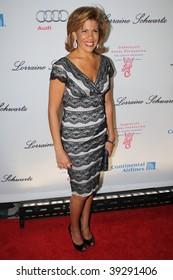 NEW YORK, NY - OCTOBER 20: Hoda Kotb attends the 2009 Angel Ball on October 20, 2009 in New York City.