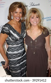 NEW YORK, NY - OCTOBER 20: Hoda Kotb (L) and Kathie Lee Gifford (R) attend the 2009 Angel Ball on October 20, 2009 in New York City.