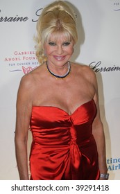NEW YORK, NY - OCTOBER 20: Ivana Trump attends the 2009 Angel Ball on October 20, 2009 in New York City.