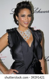 NEW YORK, NY - OCTOBER 20: Paula Patton attends the 2009 Angel Ball on October 20, 2009 in New York City.