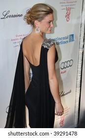 NEW YORK, NY - OCTOBER 20: Bar Refaeli attends the 2009 Angel Ball on October 20, 2009 in New York City.