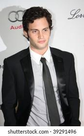 NEW YORK, NY - OCTOBER 20: Penn Badgley attends the 2009 Angel Ball on October 20, 2009 in New York City.