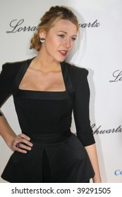 NEW YORK, NY - OCTOBER 20: Blake Lively attends the 2009 Angel Ball on October 20, 2009 in New York City.