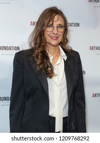 New York, NY - October 22, 2018: Rebecca Miller attends 2018 Arthur Miller Foundation Honors Gala at City Winery