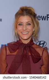 """NEW YORK, NY - OCTOBER 23: Kate Walsh attends the opening night screening of """"Sell By"""" during NewFest Film Festival at SVA Theater on October 23, 2019 in New York City."""