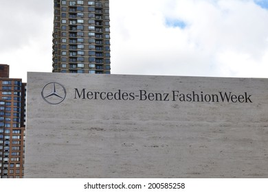 NEW YORK, NY -  SEPTEMBER 10:  Mercedes Benz Fashion Week at Lincoln Center on September 10, 2011 in New York City. This event gives fashion designers a platform to showcase their new collections.