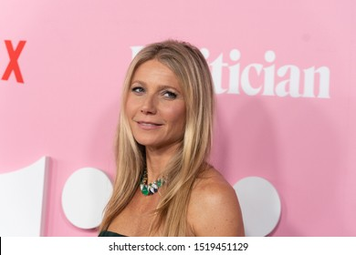 """NEW YORK, NY - SEPTEMBER 26: Gwyneth Paltrow attends the premiere of Netflix's """"The Politician"""" at DGA Theater on September 26, 2019 in New York City."""