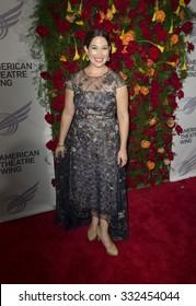 New York, NY - September 28, 2015: Randi Zuckerberg attends American Theatre Wing 2015 gala at Plaza Hotel