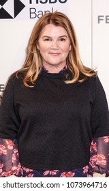 New York, NY, USA - April 21, 2018: Mare Winningham attends The Seagull premiere during the 2018 Tribeca Film Festival at BMCC Tribeca PAC, Manhattan