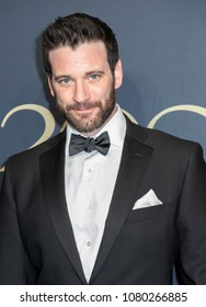 New York, NY, USA - April 25, 2018: Colin Donnell attends the Brooks Brothers Bicentennial Celebration at Jazz At Lincoln Center, Manhattan
