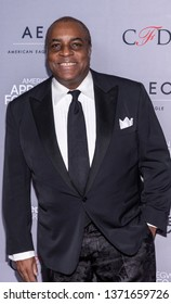New York, NY, USA - April 15, 2019: Jeffrey Banks attends AAFA American Image Awards 2019 at The Plaza, Manhattan