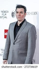 New York, NY, USA - April 25, 2015: Kevin Corrigan attends the Tribeca Film Festival closing night, 25th anniversary of Goodfellas during the 2015 Tribeca Film Festival at Beacon Theatre, Manhattan