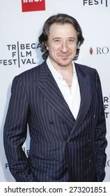 New York, NY, USA - April 25, 2015: Frederico Castelluccio attends 2015 Tribeca Film Festival closing night, 25th anniversary of Goodfellas, co-sponsored by Infor and Roberto Coin at Beacon Theatre