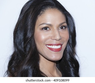 New York, NY USA - April 20, 2016: Merle Dandridge attends premiere of Greenleaf series during Tribeca Film Festival at BMCC