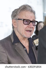 New York, NY, USA - April 26, 2017: Actor Harvey Keitel attends 25th Anniversary Retrospective Screening of Reservoir Dogs at The 2017 Tribeca Film Festival at Beacon Theatre, Manhattan