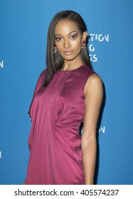 New York, NY USA - April12, 2016: Melie Tiacoh attends Foundation Fighting Blindness Gala at Cipriani 25 Broadway