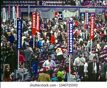 New York, NY., USA, July, 13, 1992