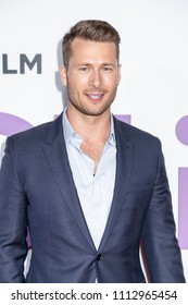 New York, NY, USA - June 12, 2018: Actor Glen Powell attends the New York special screening of the Netflix film 'Set It Up' at AMC Loews Lincoln Square