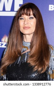 New York, NY, USA - March 13, 2019: Carol Alt attends WEtv's premiere fashion event celebrating the return of 'Bridezillas at Angel Orensanz Foundation, Manhattan