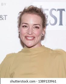 "New York, NY, USA - May 4, 2019: Piper Perabo attends ""Yesterday"" Closing Night Gala Film during 2019 Tribeca Film Festival at The Stella Artois Theatre, Manhattan"