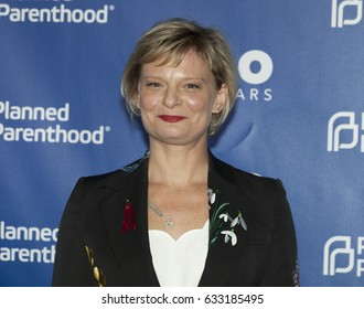 New York, NY USA - May 2, 2017: Martha Plimpton attends the Planned Parenthood 100th Anniversary Gala at Pier 36