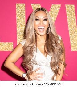 New York, NY, USA - September 28, 2018: Mally Beauty attends RuPaul's DragCon NYC 2018 at Jacob K Javits Convention Center, Manhattan